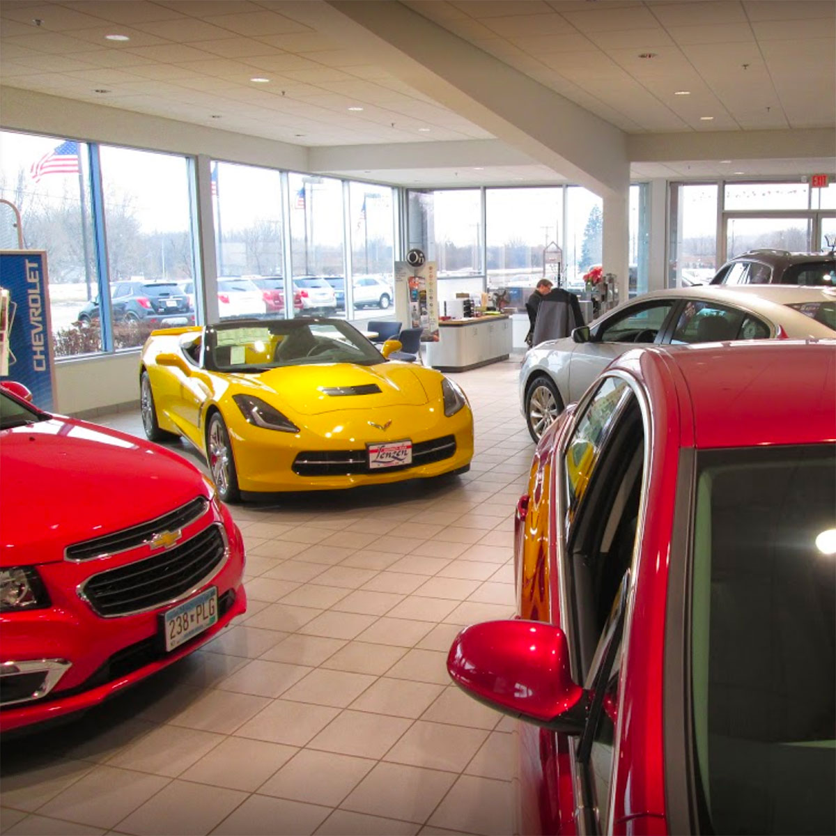 Buick Dealerships In Minnesota: Cologne Firehouse Drive-In